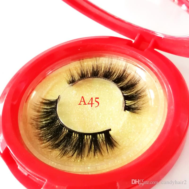 Faux Mink Eyelash Extension BCD curl Korea Silk Individual Eyelashes Natural Soft Lashes Extension for Professionals 5