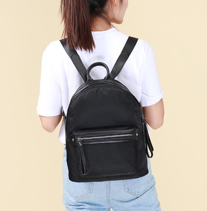 2020 nouveau sac à dos de mode académique sac mode coréenne oxford Voyage sac d'école