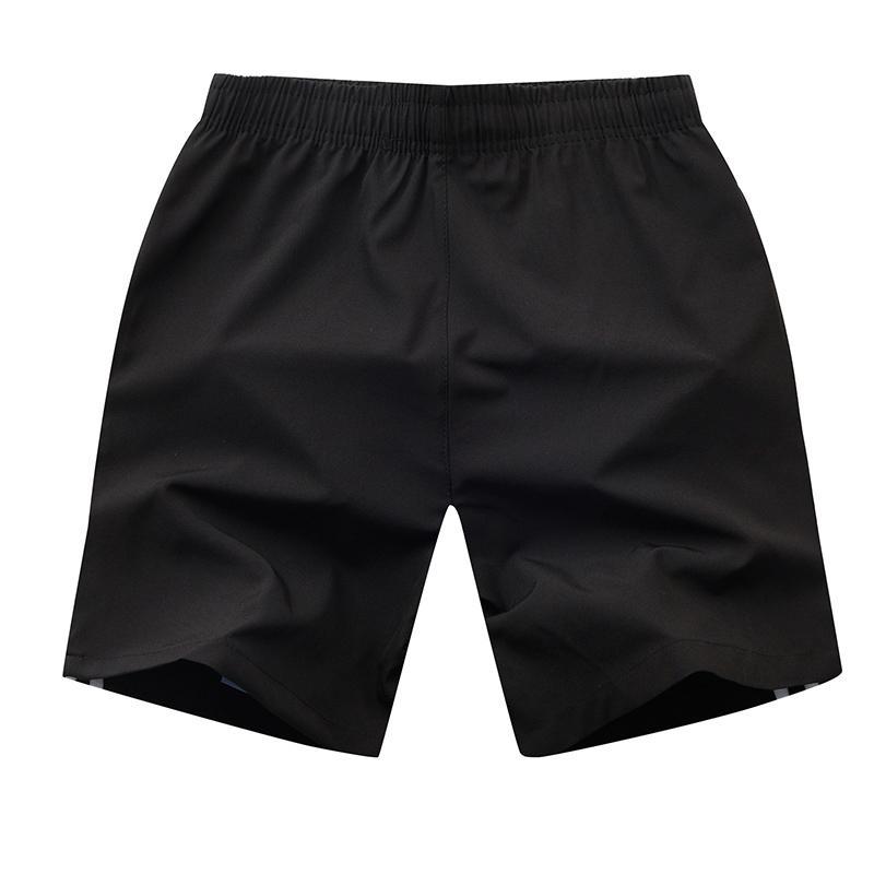 Manera más el vestido cortos de secado rápido ropa de gimnasia de los hombres pantalones cortos de verano de deportes de los hombres ocasionales