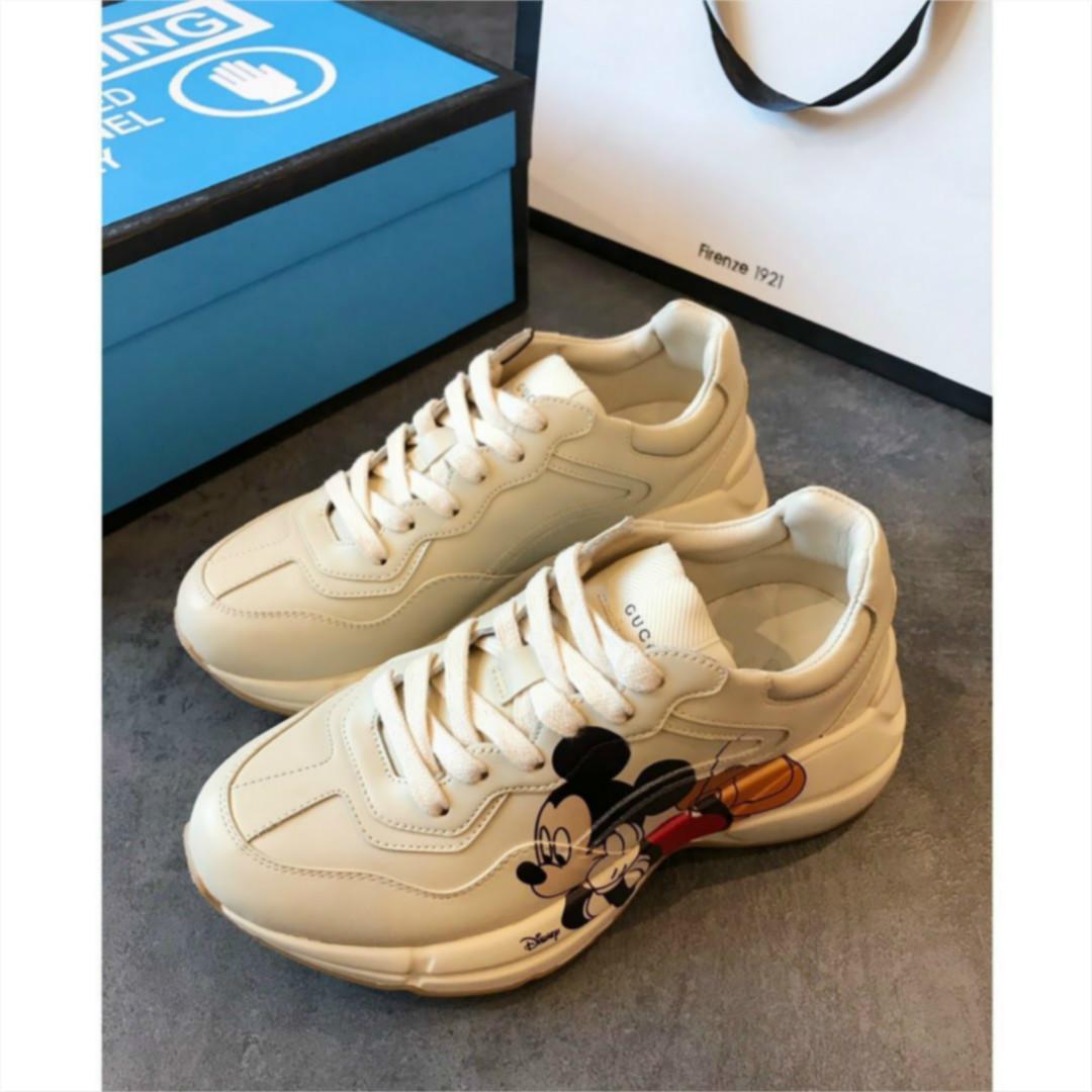 presente de Natal Athletic sapatos brancos sapatos ao ar livre casual Mulheres Winter Moda Running Shoes 033001