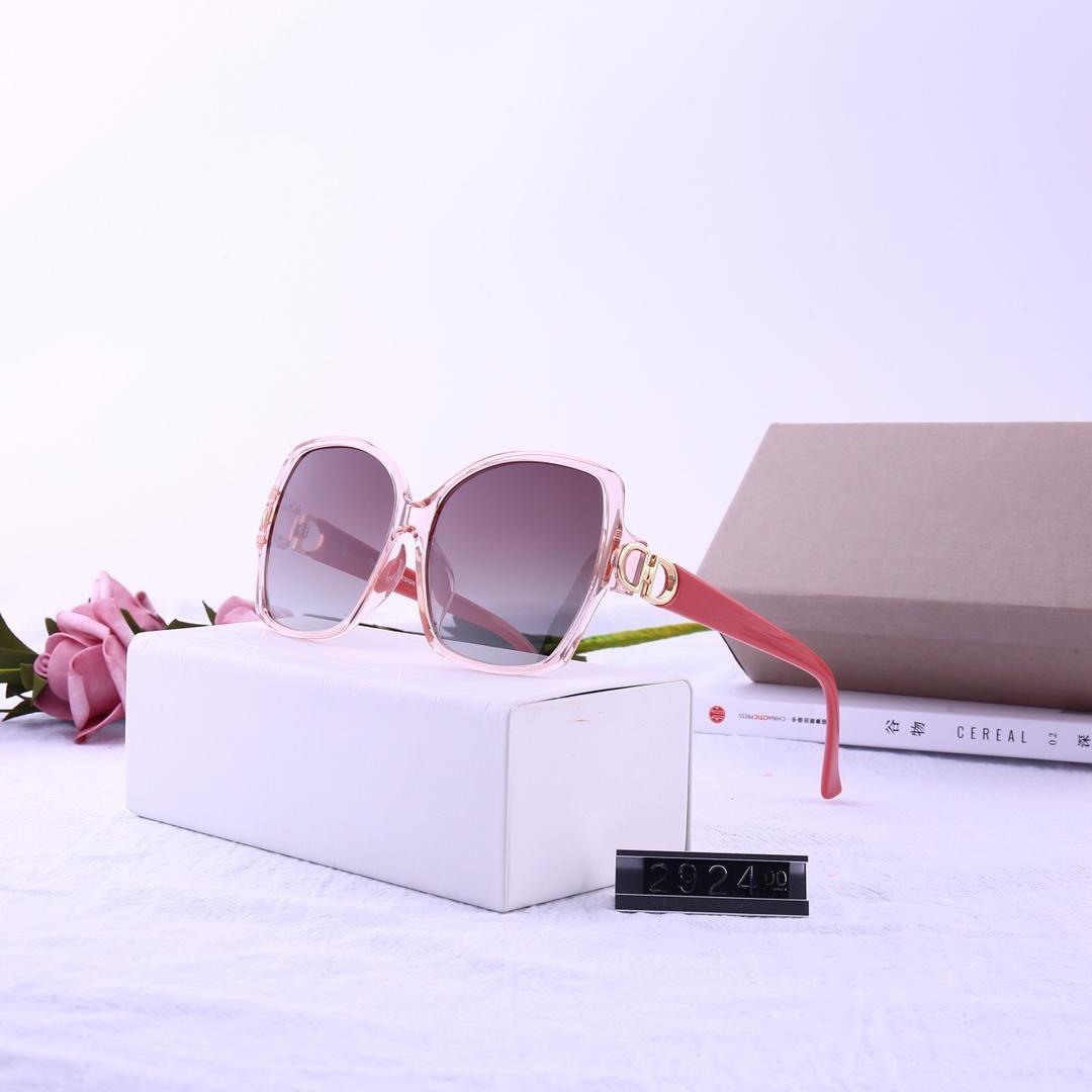 Nuevo Mejor Versión gafas de sol de la lente polarizada Gafas de sol Deportes tendencia de la moda de las lentes Gafas accesorios originales # 2924