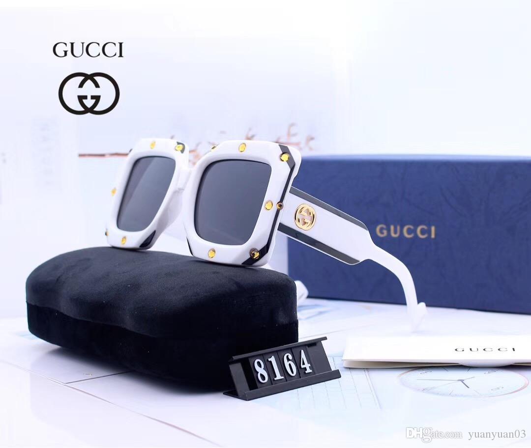 Oversized Praça Sunglasses Mulheres Marca Vintage Designer Gradient Lens Shades Sun Glasses Homens Big preto óculos de armação