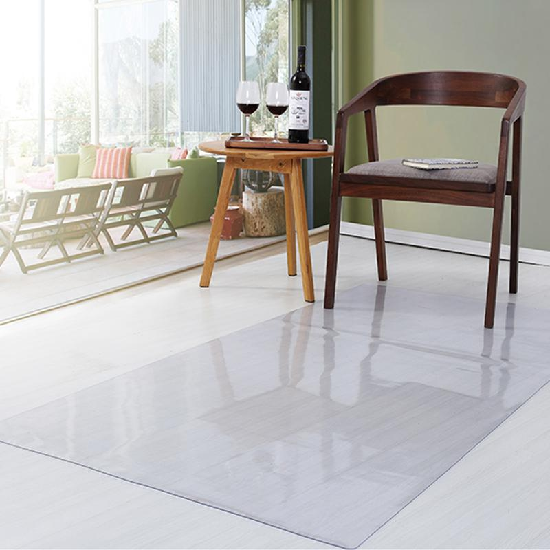 Living Room Wood Floor Protection Mat Kitchen Waterproof Non Slip