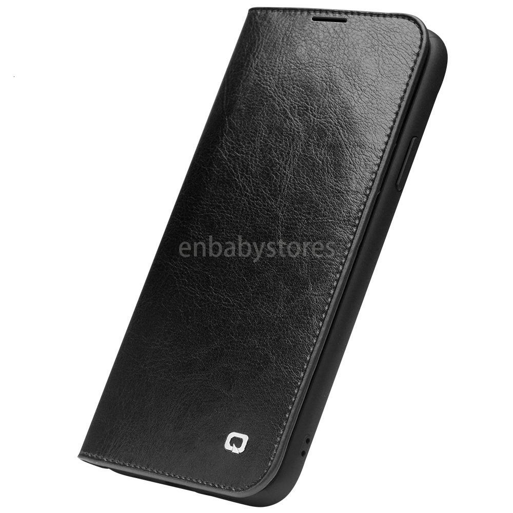 Leather Ql Luxury Genuine Phone Cover For Apple Iphone 11 ...