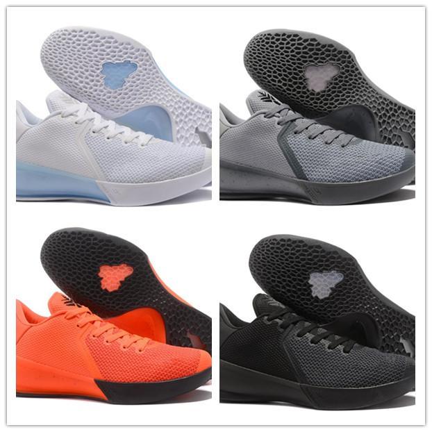 Новые прибытия 2020 Mens день Mamba EP Баскетбол обувь Роскошная Mamba Spirit 6 поколений Venom тренеров спорта кроссовки США 40-46