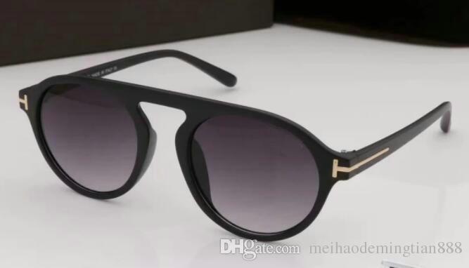 Lüks üst büyük qualtiy Adam Kadın Için Yeni Moda Tom Güneş Gözlüğü Erika Gözlük ford Tasarımcı Marka orijinal kutusu ile Güneş Gözlükleri tom 925