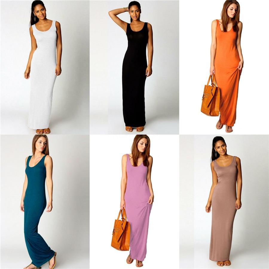 Vente chaude d'été Femmes Mode Casual Ruffles bretelles Tour de taille de serrage Sucrerie Couleur Femmes Robe # 130