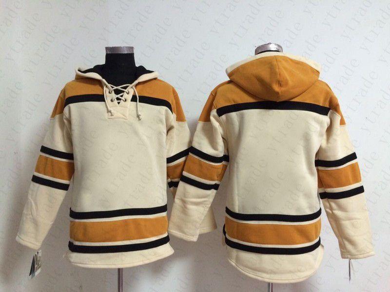 2020 Hombres del hockey sudaderas con capucha larga de la manga del desgaste del envío al aire libre acepta el encargo del hockey Chaquetas