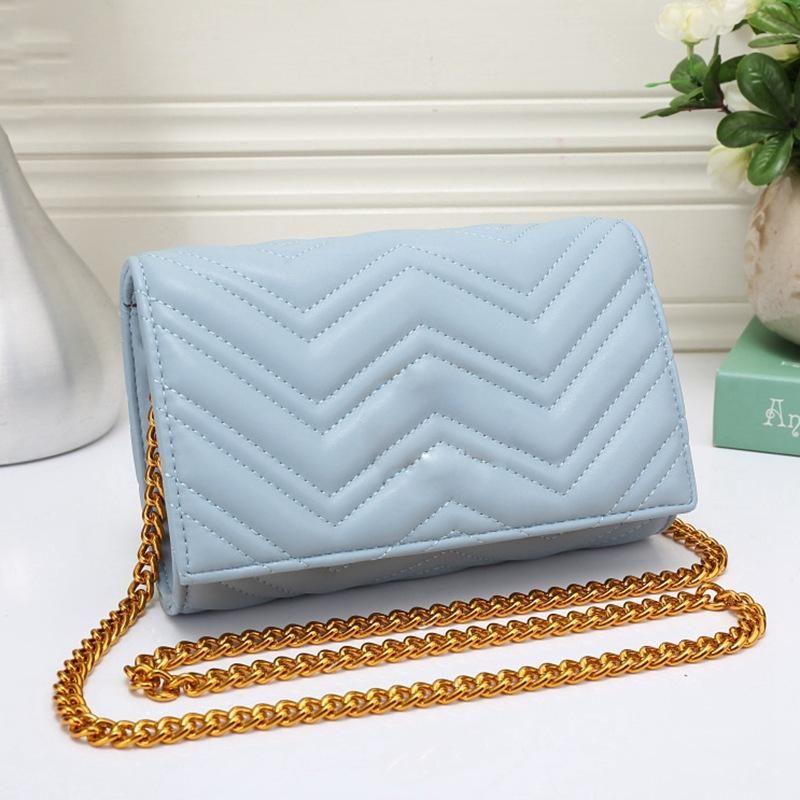 gucci Yeni sıcak satın tasarımcı lüks çanta çantalar bayan çanta crossbody omuz kanal kılıf marka moda lüks haberci çanta womens