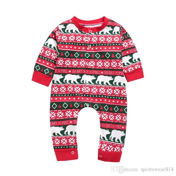 Bebé do Natal roupa infantil bebê recém-nascido bonito do hoodie Pleuche romper princesa roupa do bebê natal para meninas ano novo