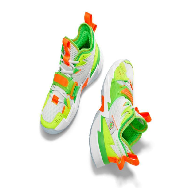 2020 Jumpman Why Not ZER0.3 Splash Zone Männer Basketball-Schuh-Russell Westbrook ZER0.3 GS L.A. Born Turnschuhe mit Kasten Size40-46