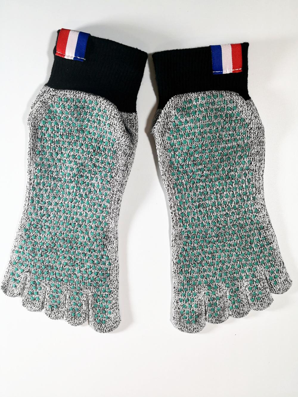 HPPE Коротких носков Пляжа Дайвинг носки Покрытие Погружение МОРСКИЕ Плавание Йог 5 Toe Cut Устойчивые носки высокого качество