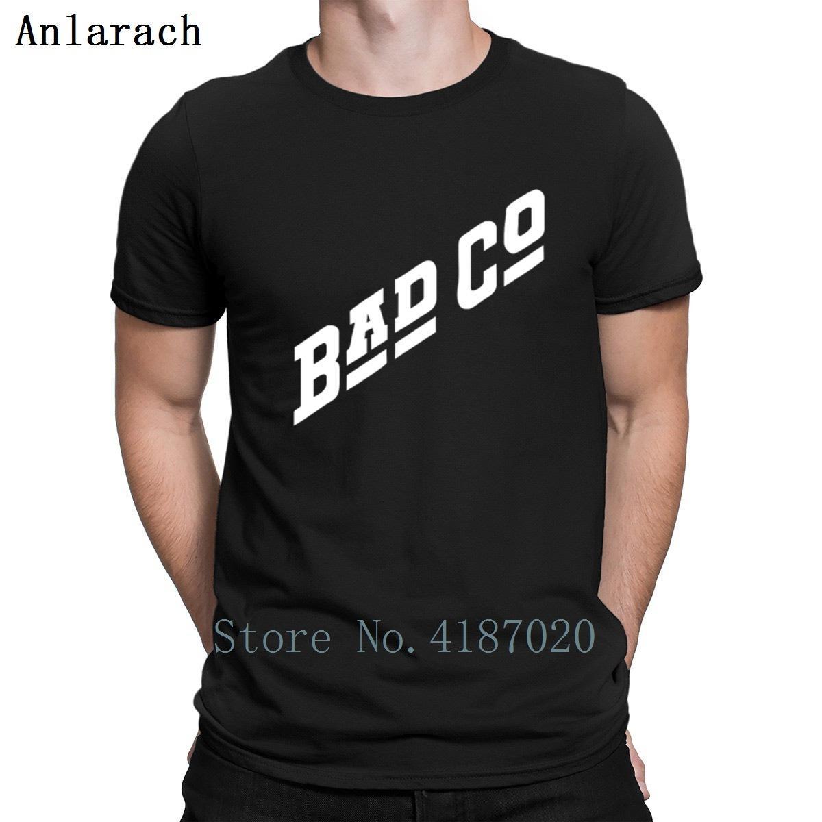 Bad Company New T-Shirt der neuen Ankunfts-Printed-Spitze T Funky T-Shirt für Männer Frühlings-Standard Plus Größe 3xl Anlarach Männlich