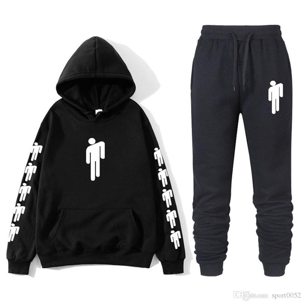 2020 Billie Eilish Mode Gedrukt Hoodies Lange Mouwen Hoody Hot Koop Vrouwen/Mannen Casual Trendy Streetwear Hoodies