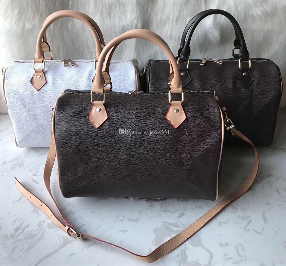 Omuz Kayışı Toz Torbalı Moda Çanta Cüzdanlar Klasik Kadın kurye çantası Omuz Çantaları Lady Totes çanta 35cm