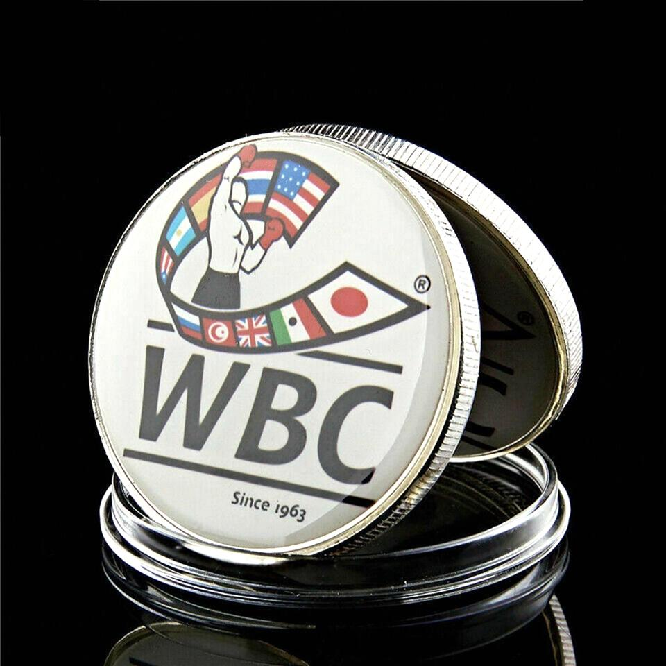 Souvenir Coin 1942.1.17-2016.6.4 ALi Muhammad Ali The Greatest Boxing Silver Plated Coin Collectibles