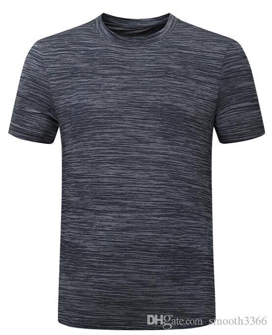 1006 мужских облегающий фитнес-бело-серая одежда работает с короткими рукавами спортивных стрейч быстросохнущими одеждами футболку