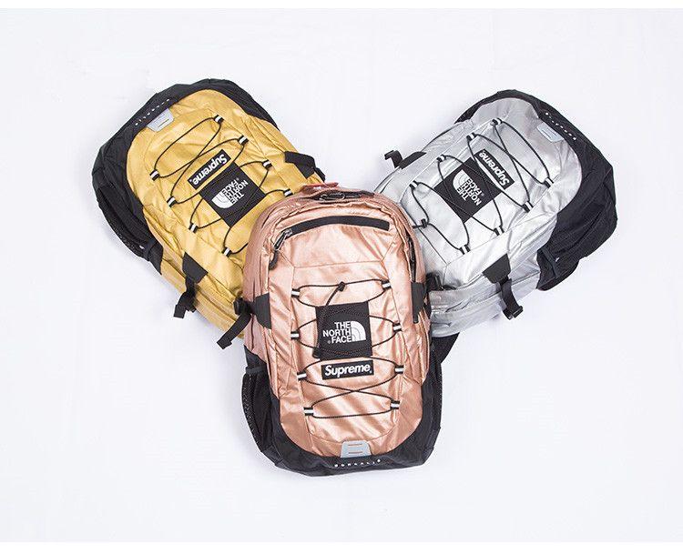 New Style Luxo Homens Bolsas de Ombro Moda exterior Marca Backpack Mulheres Escola letra impressa Pacote de Grande Capacidade Mens Backpack B100976K