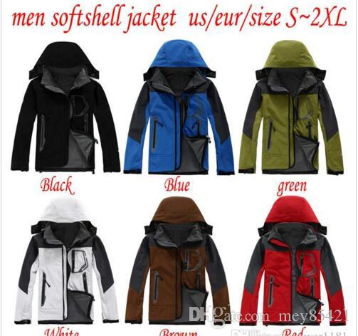 ТОП-север мужчины Softshell куртка лицо пальто мужчины на открытом воздухе спортивные пальто женщины лыжный туризм ветрозащитный зима верхняя одежда мягкая оболочка мужчины пешие прогулки куртка