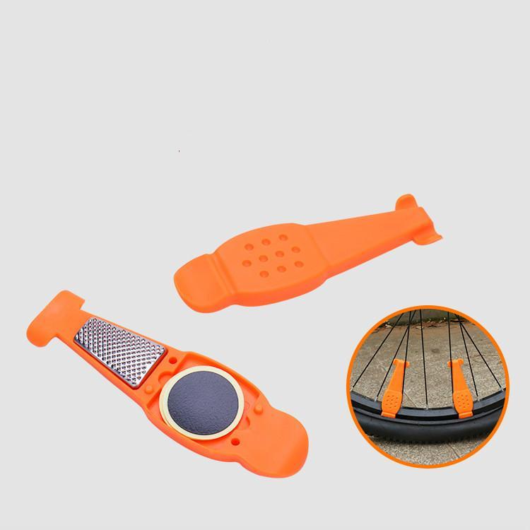 Gözetlemek lastik çubuklar Dağ bisikleti kaşık araçları Kazma Yol bisikletleri tamir takımları Yamalar, bıçaklar tamir araçları sopa