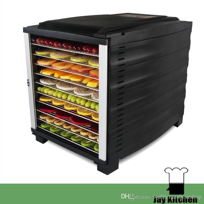 Desidratador de frutas para uso doméstico máquinas de frutas desidratador de alimentos para animais secador de carne máquina de secagem de manga secador de frutas vegetais comerciais