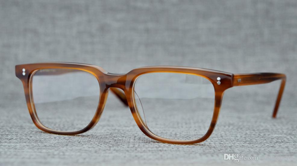 Großhandel ndg-1-p Vintage-Myopie-Gläser OV5031 Rahmen Männer und Frauen Retro Brillen Lesebrille Frames mit Orig Box