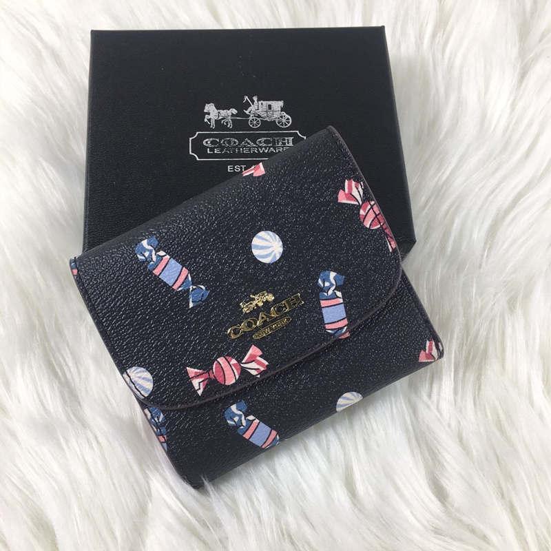 New desfile de moda mini-carteira de couro de luxo designer de doces do arco-íris bolsa nova moeda de fecho de pressão de moda fechado portátil prático