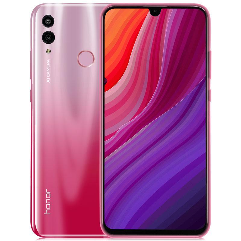 "Original Huawei Honor 10 Lite 4G LTE Cell Phone 6GB RAM 128GB ROM Kirin 710 Octa Core Android 6.21"" Full Screen 24.0MP 3400mAh Fingerprint ID Smart Mobile Phone"