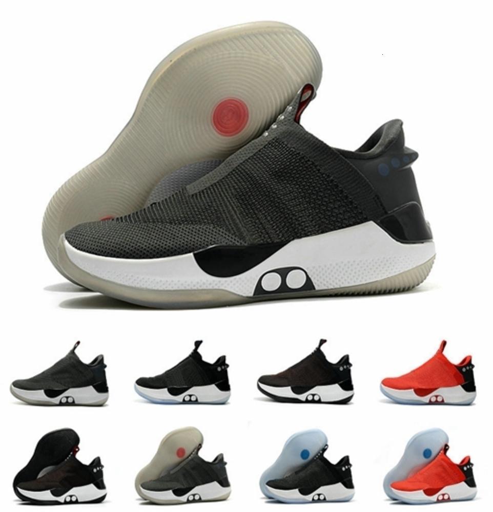 2019 nuovo arrivo Adattare Bb Nero Bianco Pure Platinum scarpe da basket scarpe da ginnastica All'aperto Mens di alta qualità Sport Dimensioni 40-46
