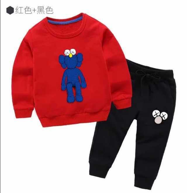 2020 nouvelle mode SELL HOT style 2-8 ans nouvelles pour les garçons et les filles de sport Costume bébé Manches longues pour nourrissons Vêtements enfants