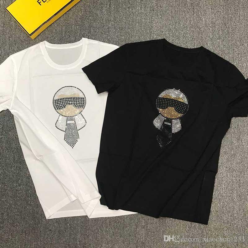 T-shirts Hommes T-shirt En Coton De Mode Design Célèbre Respirant Casual Col Eté Vêtements Pour Homme marques t-shirts 0308