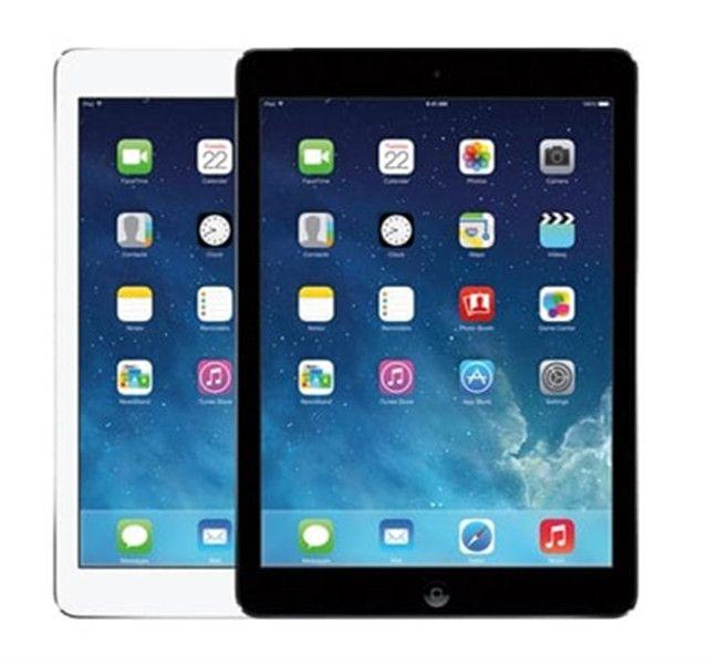 2013 Refurbished Original Apple iPad Air iPad 5 WIFI Version 16GB 32GB 64GB 128GB 9.7 inch Retina IOS Dual Core A7 Chipset Tablet PC