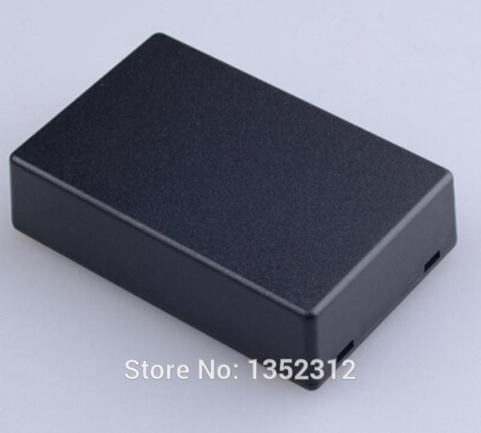 di trasporto 10pcs / lot 71 * 46 * 19 millimetri involucro di plastica per l'alloggiamento elettronica PLC caso progetto fai da te macchina desktop juction impermeabile