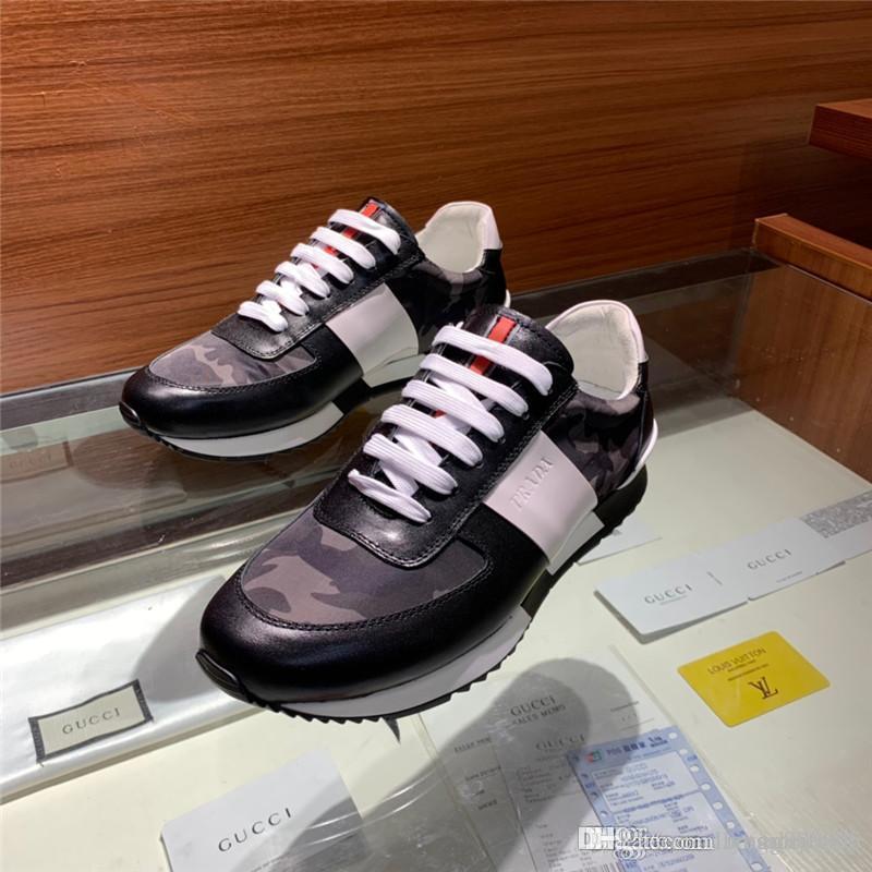 Sapatos Masculinos de luxo Outono Inverno de alta qualidade Design de Moda Sports High Top Casual Shoes Calzado deportivo para hombre