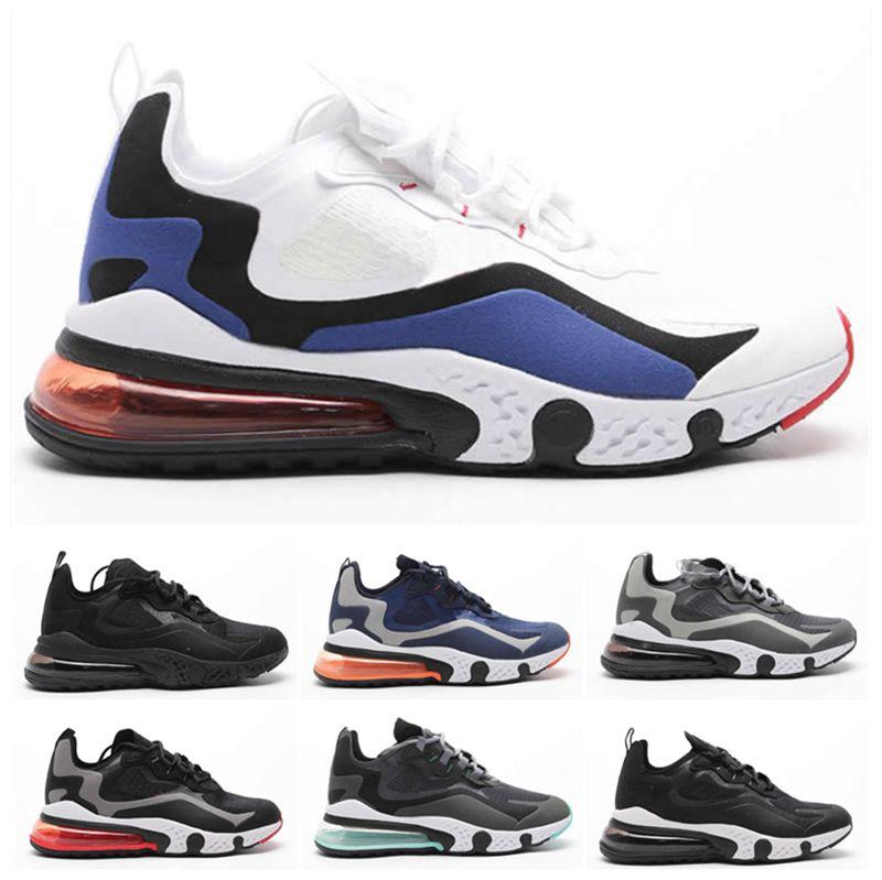 Nouveau 2019 React Hommes Chaussures De Course Hommes Haute Qualité jogging à l'extérieur Trainer Sneakers Taille 40-45