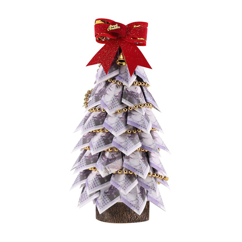 Money Dollar Tree Topiary Green Money Gift Home Decoration Tree Dollars Paper tree Business Gift for men and women