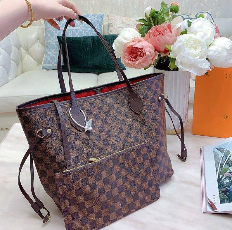 Bolsos de cuero originales de los bolsos de lujo bolsa de embrague monederos de cuero bolsas de lona mujeres crossbody -S6378