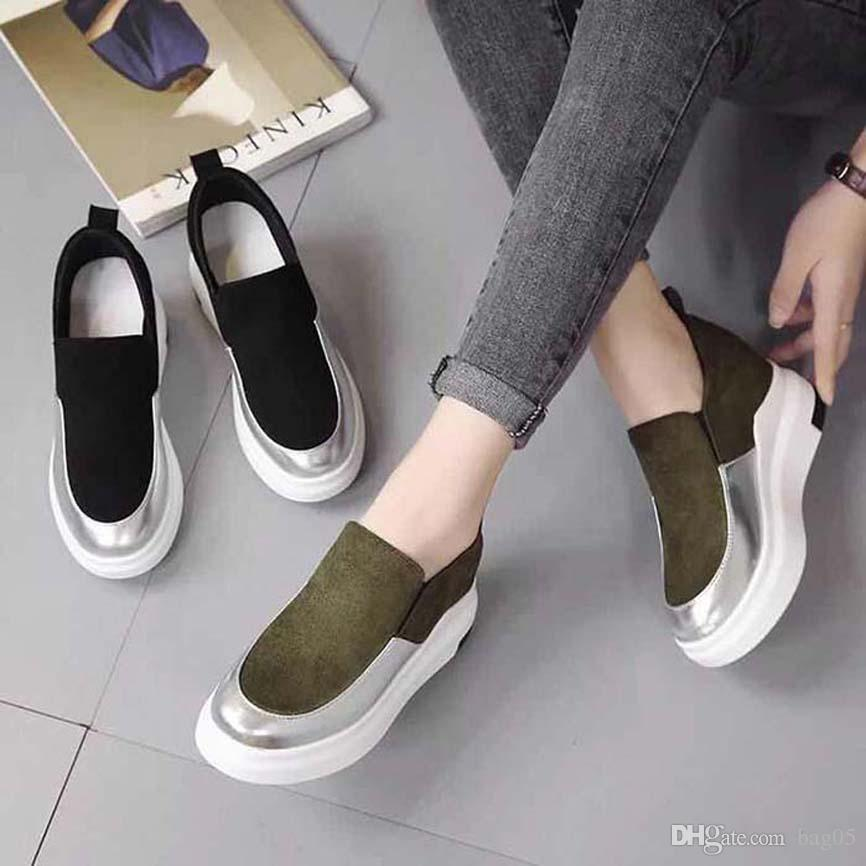New Man Woman Sneaker Canvas shoes Casual Shoes Trainers Fashion Sports Shoes High Quality Leather Boots Sandals by Free DHL b05 PX28