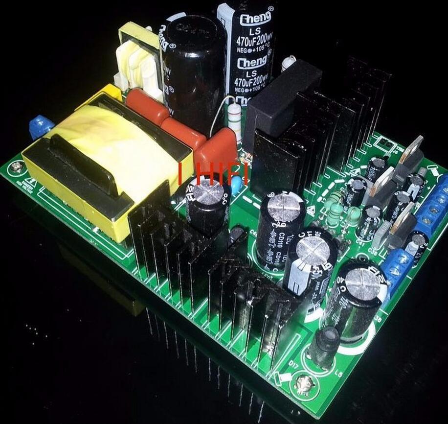 qualité freeshipping double tension de commutation dédié carte d'alimentation numérique 500W AC100-120V 200-240V pour amplificateur hi-fi HBP500W G1-006