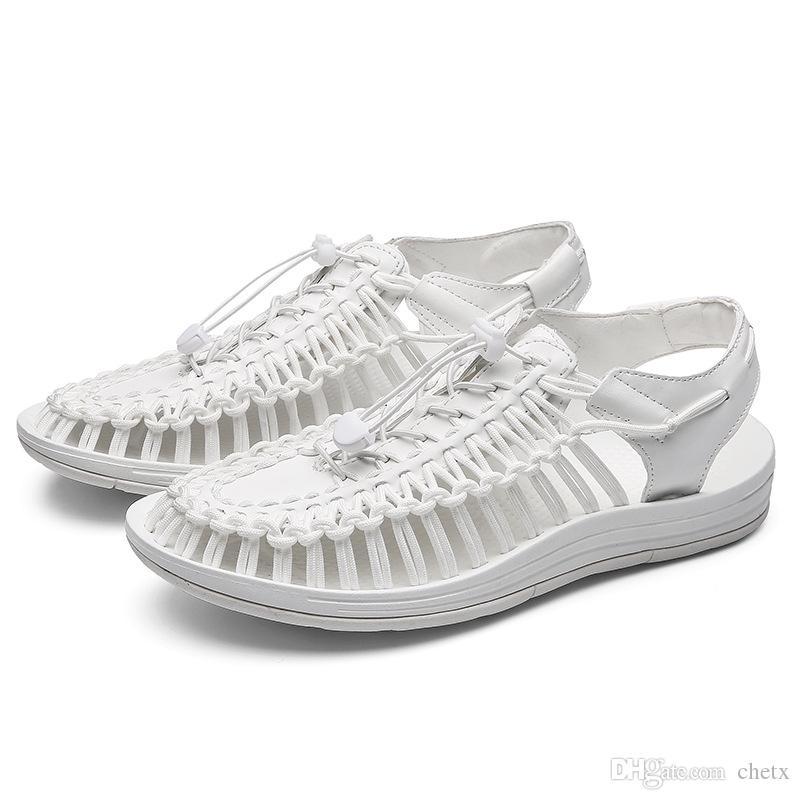 35-50 enorme formato scarpa colorata Unisex Scarpe Da Spiaggia di colore brillante sandalo fresco scarpe traspirante elastico sandalo scarpe estate bootie coppia z23