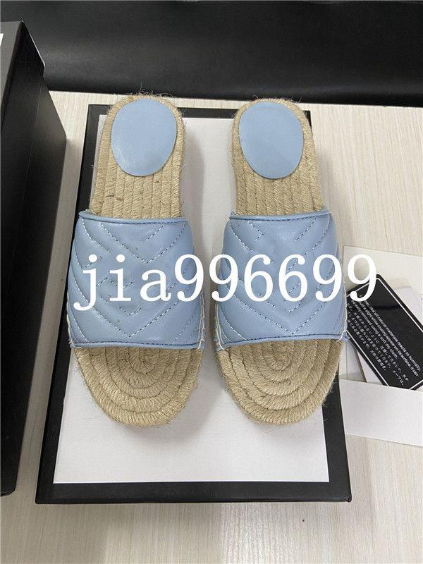 2020 kadın rahat terlik lüks harfler kadın düz sandalet moda tek bir ürün basit ve rahat fdzhlzj B13
