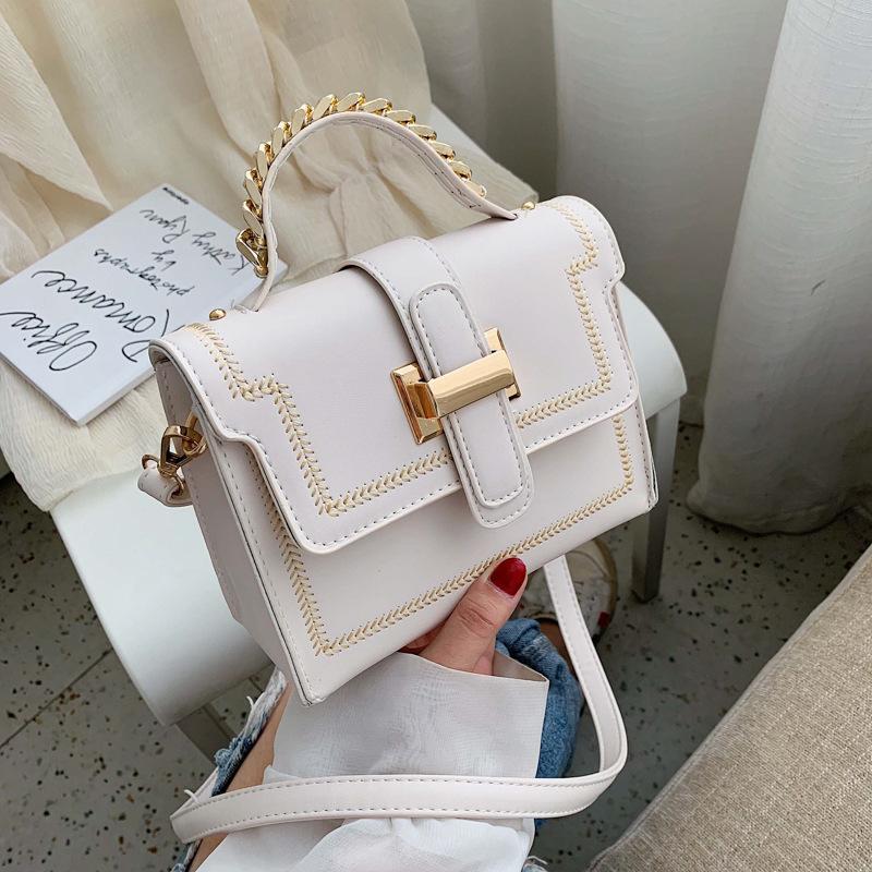 Kadın çantası 2020 yaz yeni kadın Omuz Çantası Moda Çanta Beyaz messenger çanta kadın çantası çanta