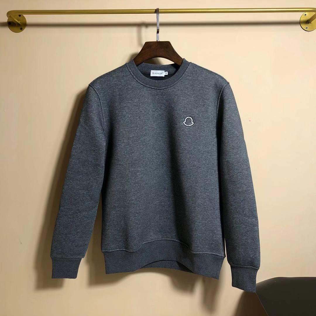 2020 высокого качества мужчины свитер осень новый с длинными рукавами пуловер для отдыха и комфорта 0QFPF7S2