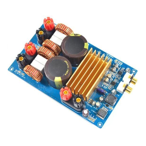 YJ00312-TPA3255 digitales Endverstärkerbrett (300W + 300W)