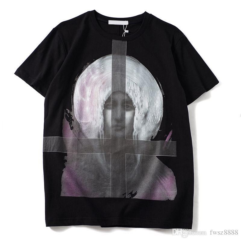 2020SS New Mens Designer T shirt Luxury Paris fashion Tshirts Summer Women Pattern T-shirt Male Top Quality 100% Cotton Top Tee 255882