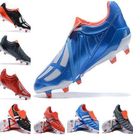 2020 أحذية رجالية المفترس هوس FG كرة القدم للبيع رخيصة بيكهام كرة القدم أحذية كرة القدم أحذية كرة القدم المرابط youfine FG العشب الأماكن المغلقة رياضة