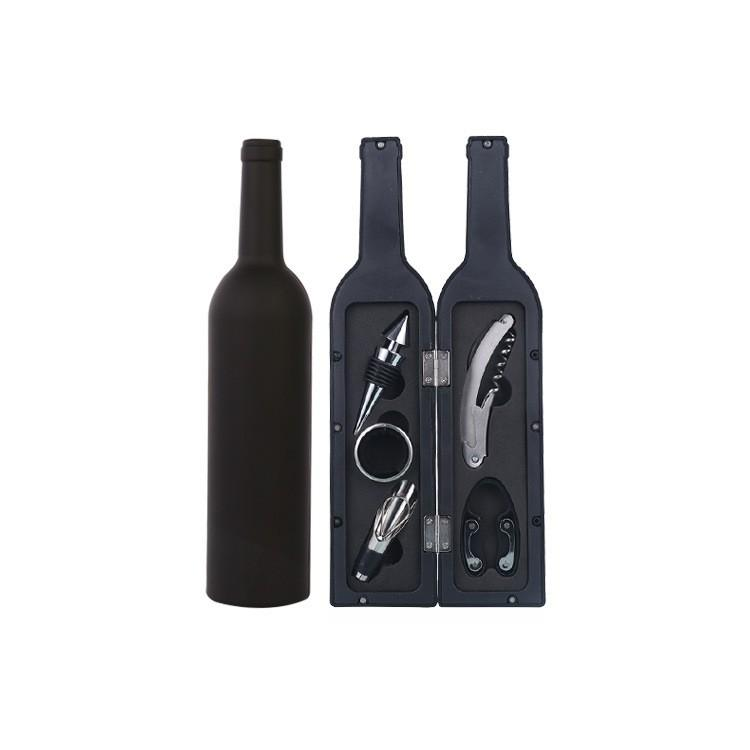 Bottle Opener 5 Pcs In One Set Red Wine Corkscrew High Grade Wines Accessory Gifts Box 16 8fh C R