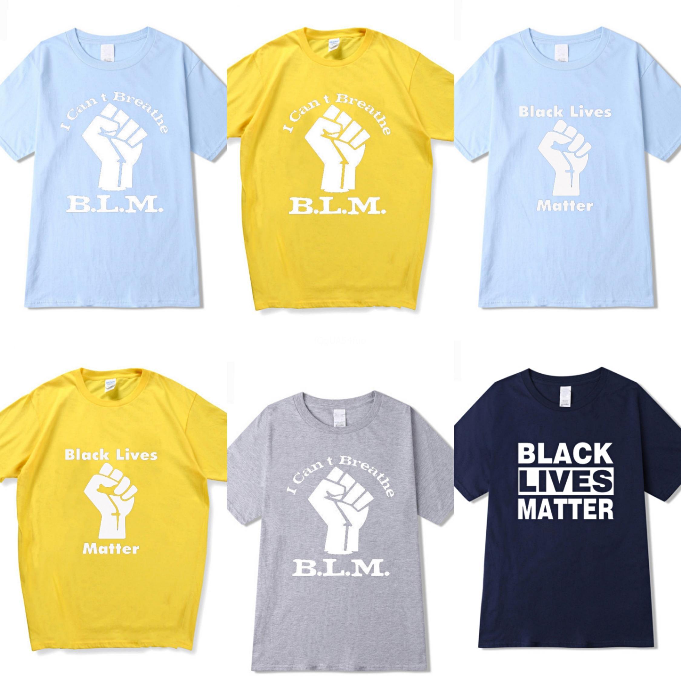 No puedo respirar! 20ss Disco Punk print Italia camiseta diseñadores camisas de los hombres Streetwear Hombres Mujeres Pantalones cortos de la camiseta camiseta corta Harajuku Tee Clot # 47