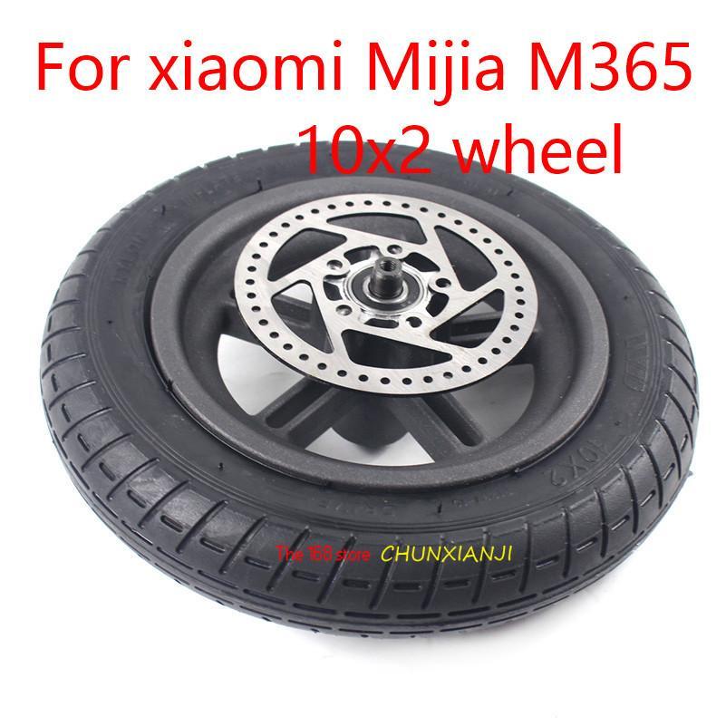 Hohe Leistung 10 Inches10x2 Radreifen 10 * 2 Reifen Inflation-Rad-Reifen für Xiaomi M365 Elektroroller