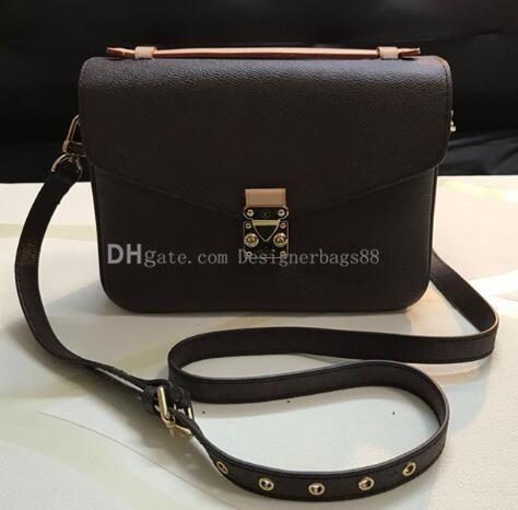 new favorite Printing Flowers Handbag Real Leather Messenger Bag Women Totes Bags Purse Shoulder Handbag Crossbody Ba